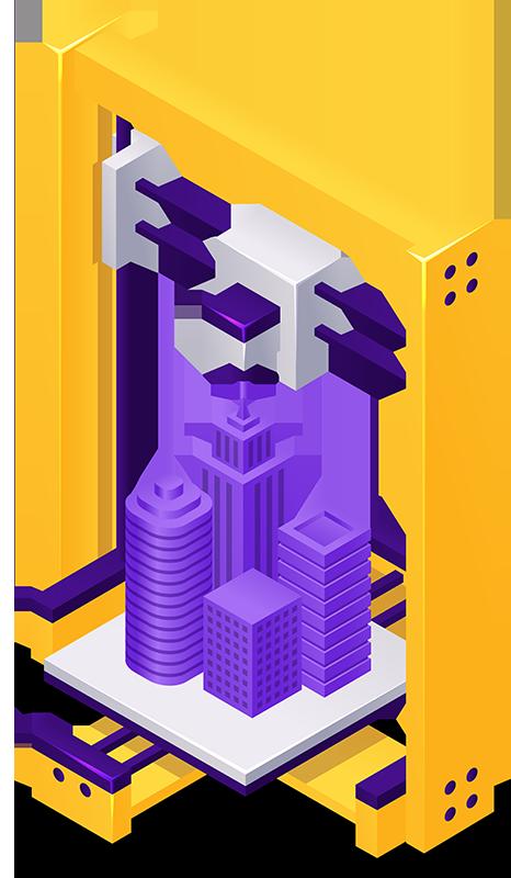 Usługi profesjonalnego druku 3D